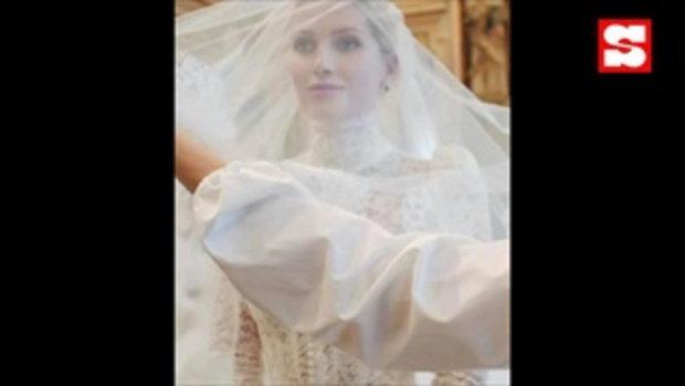 ส่องชุดแต่งงานสุดหรู Lady Kitty Spencer หลานสาวเจ้าหญิงไดอาน่า สง่างามดุจเจ้าหญิง