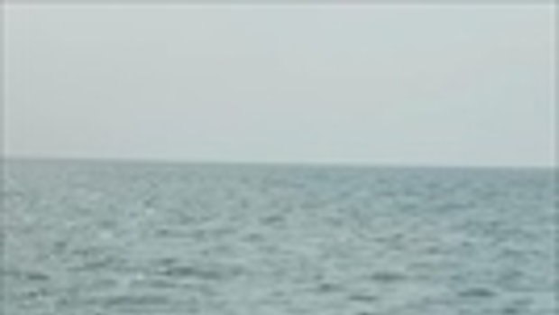 """""""แต้ว ณฐพร"""" ถ่ายภาพกลางทะเล แอบเซ็กซี่ด้วยชุดบิกินี่สีฟ้าสดใส"""