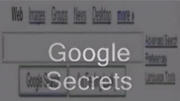 เคล็ดไม่ลับฉบับ Google