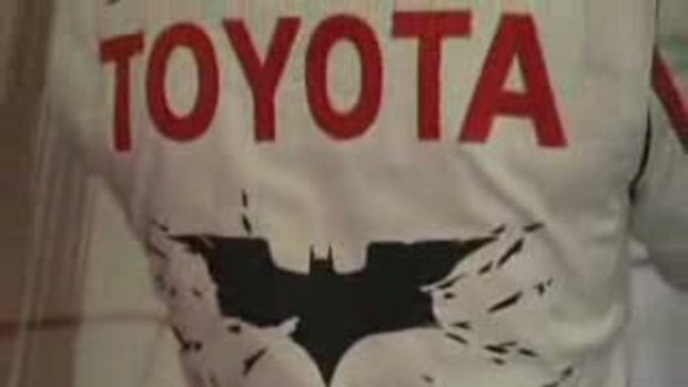 รถ Batman vs Toyota F1