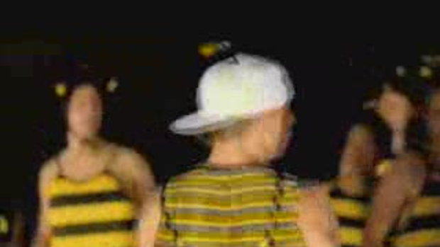 Bee Boy Dance