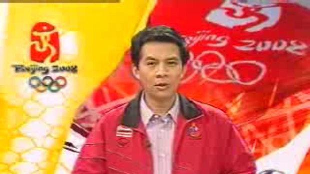 สปอร์ตช็อตเด็ด : ไฮไลท์แบดฯ คู่ผสมไทยตกรอบโอลิมปิก