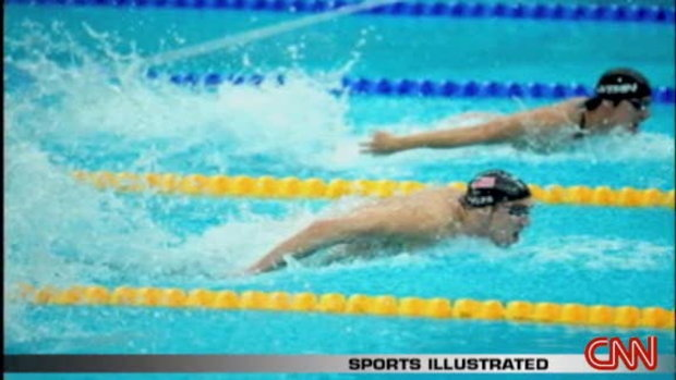 Gold = millions for Phelps