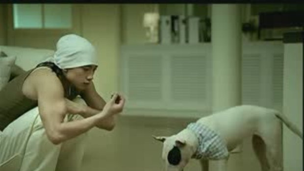โฆษณา SK Telecom ของเกาหลี_ Rain