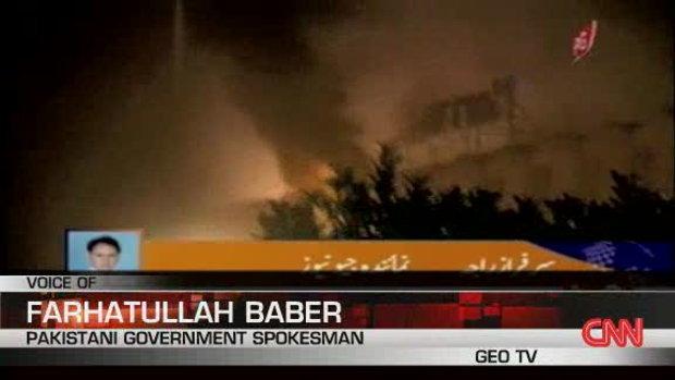 ระเบิดปากีสถาน คืนวันที่ 20 Sep 2008