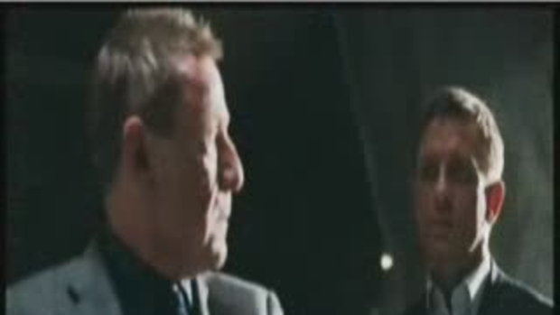 ตัวอย่างภาพยนต์เรื่อง 007:Quantem Of Solace