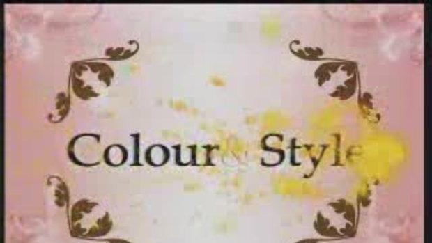 Colour & Style: สาธิตการแต่งหน้าแบบ โบฮีเมียน