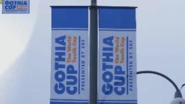 champion Gothia cup