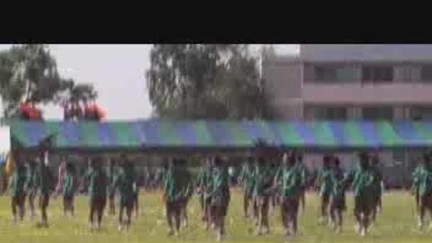เต้น ม.3 สีเขียว