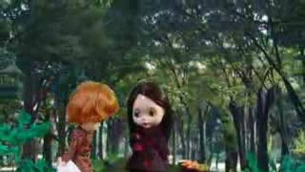 Neo Blythe: Rosie Red Encore