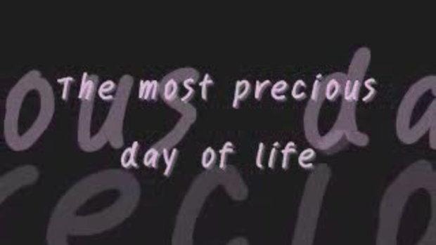 วันที่มีความสุขที่สุด ?