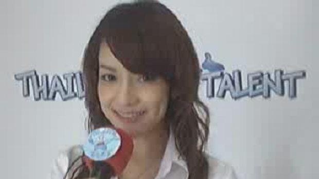 Thailand Talent : น้องกระต่าย พูดภาษาญี่ปุ่น