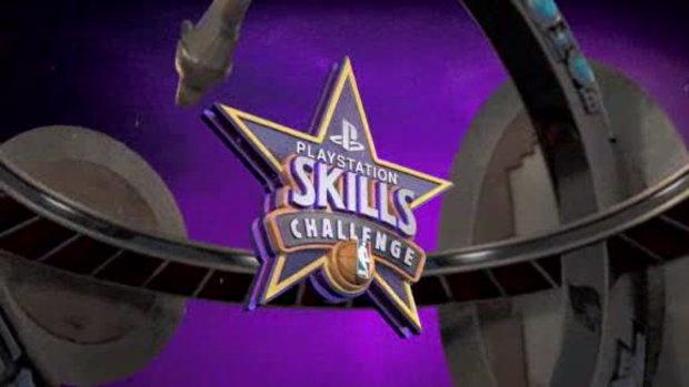 NBA Skills Challenge 2009