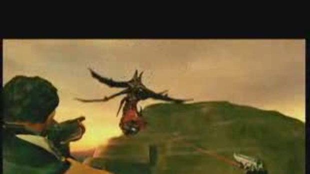 Resident Evil 5 [Insect Boss Trailer]