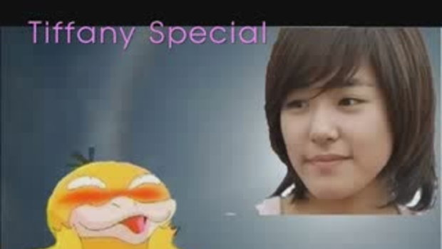 Girls'Generation special Tiffany
