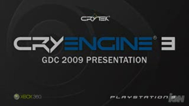 Cry Engine 3 [Debut Trailer]