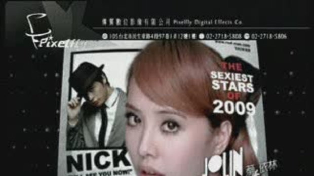 MV Real Man : Jolin