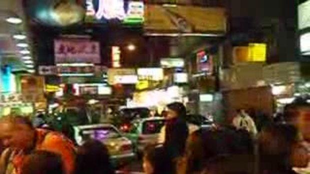 Suraphon in Hongkong