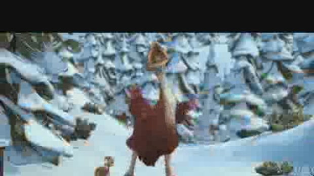 หนังตัวอย่าง Ice Age 3 : ANGRY FOSSIL