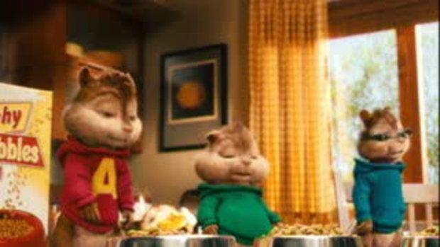 Alvin and the Chipmunk 4/4 (พากย์ไทย)
