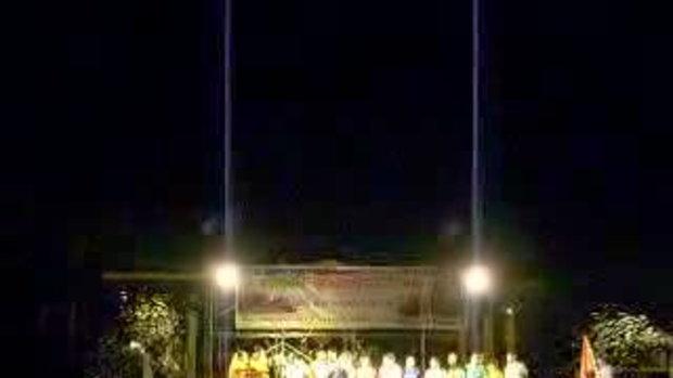 พิธีมอบธงและปิดการแข่งขันกีฬา ลูกพระสุรัสวดีเกมส์ค
