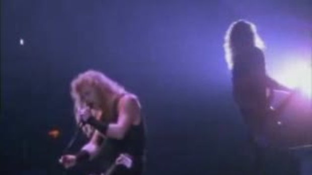 Metallica - The Four Horsemen (Live from Seattle)