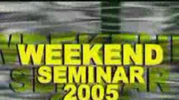 Lni-weeken saminar 2005-2008