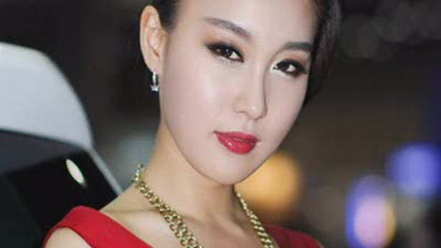 Korean Pretty-Girls Mortor Show