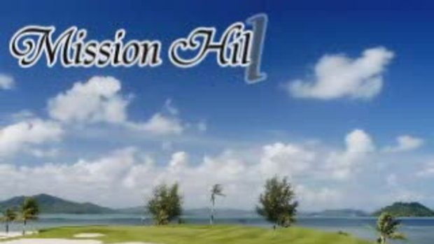Mission Hill Golf,Phuket