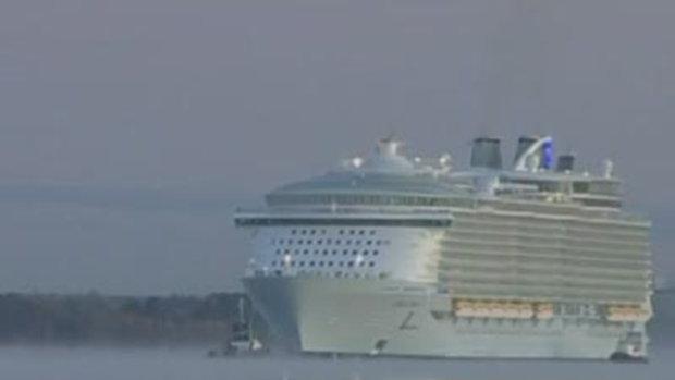 เรือสำราญลำใหญ่.. ดิโอ เอซิส ออฟ เดอะ ซี