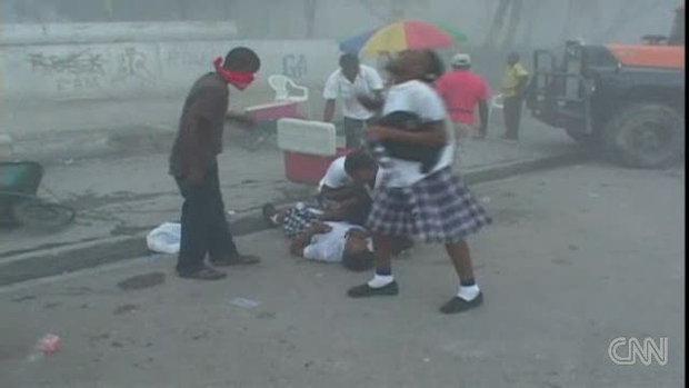 เฮติ แผ่นดินไหว7.3ริกเตอร์  12 ม.ค 2010