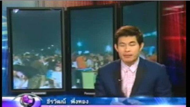 ประชาชนทยอยกลับ กทม.หลังสงกรานต์