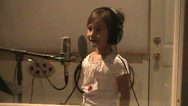 เด็ก 7 ขวบ เสียงมหัศจรรย์ เพราะจริงๆ