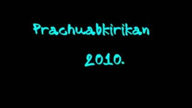 Prachuabkirikan 2010