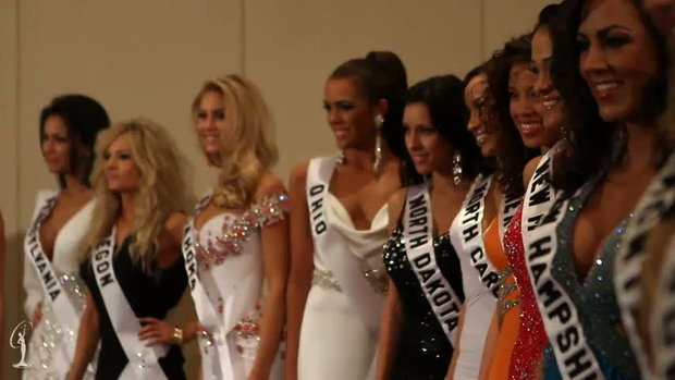 Miss USA 2010 FInale - Journey to the Crown