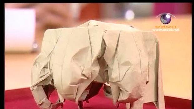 วีไอพี : เซียนนักพับกระดาษ (6)