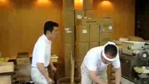 สุดยอด การนวดแป้ง จากญี่ปุ่น