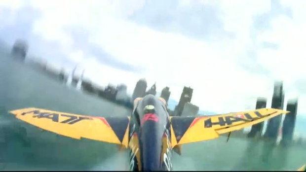 การแข่งขันเครื่องบิน Red Bull