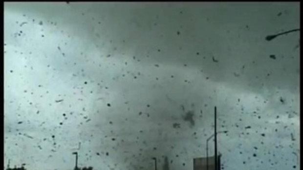 พายุทอร์นาโด ในสหรัฐฯ