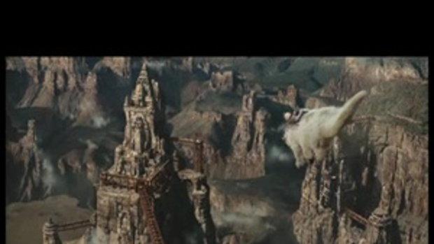 The Last Airbender Trailer