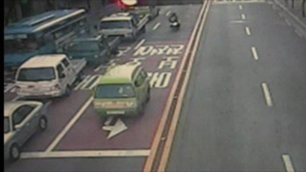 รถเมล์ ถัง NGV ระเบิด น่ากลัวมาก!!