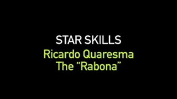 Ricardo Quaresma สอนวิธีไขว้ยิง