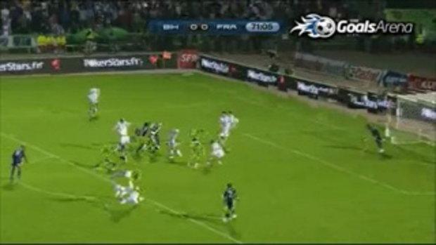 Bosnia-Herzegovina 0-2 France (Group D)