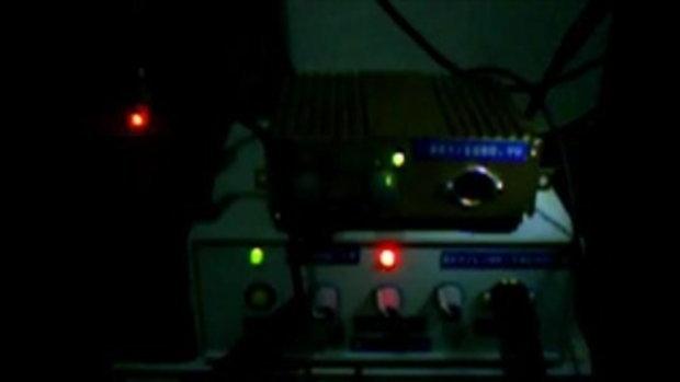 กล่องEQSO Interface VU-meter
