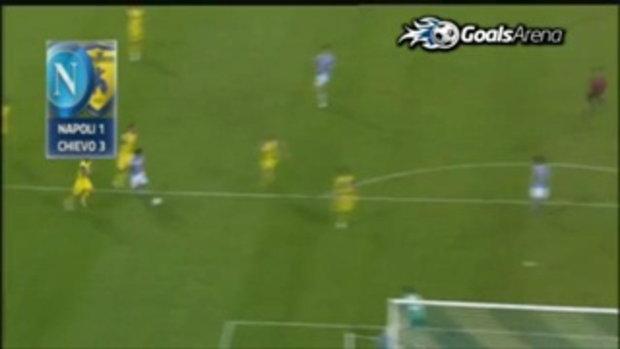 Napoli 1-3 Chievo