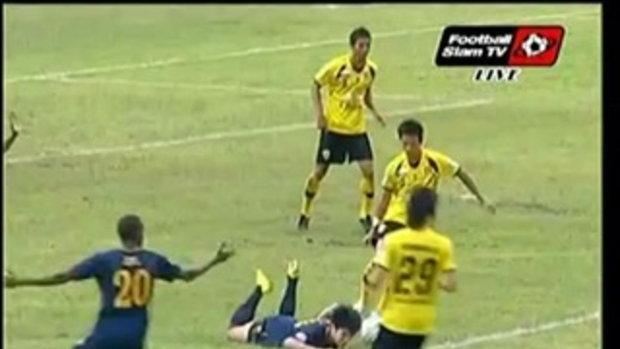 Toyota League Cup 2010 ขอนแก่น เอฟซี 1-1 อาร์แบค เ