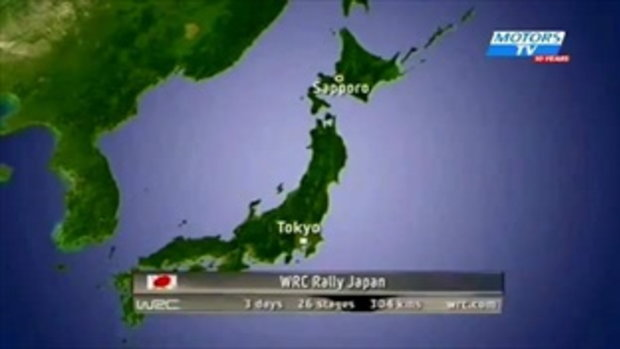 WRC 2010 Rd.10 Highlights: Rally of Japan