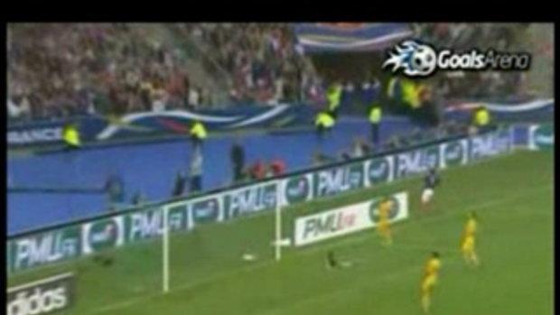 ฝรั่งเศส 2-0 โรมาเนีย