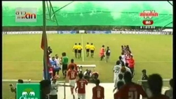 ปตท. ระยอง 1-0 ปราจีนบุรี เอฟซี