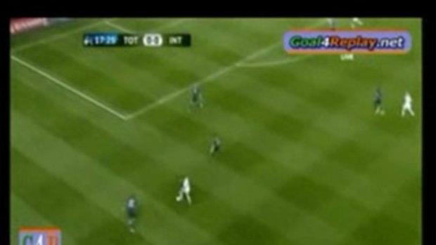 สเปอร์ส 3-1 อินเตอร์มิลาน